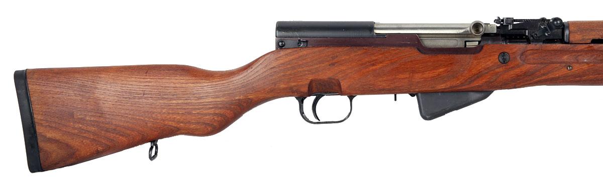 Yugoslavian SKS Rifle - 7 62x39mm - Grade A