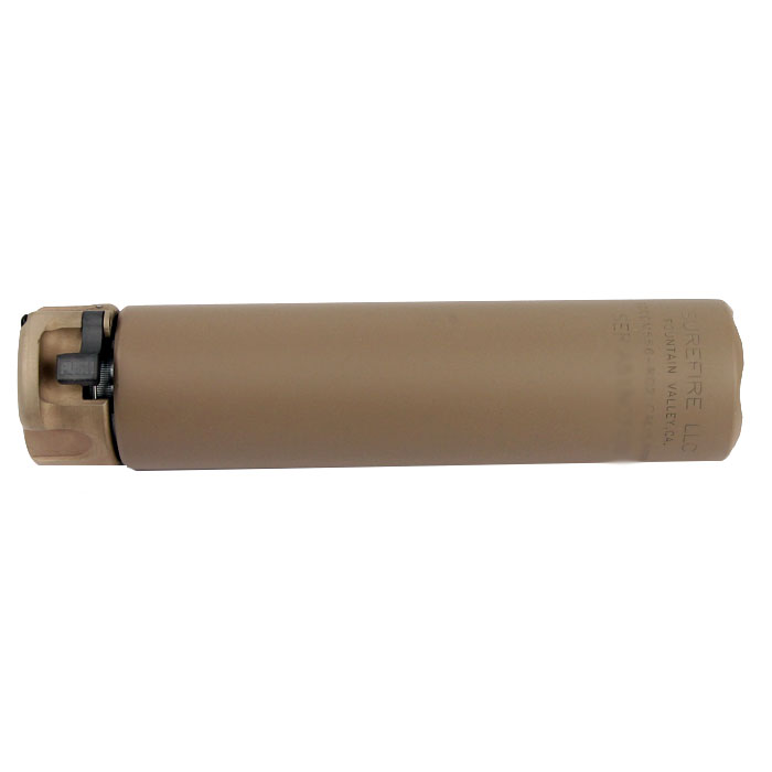 Surefire SOCOM556-RC2 Suppressor - 5.56mm - FDE