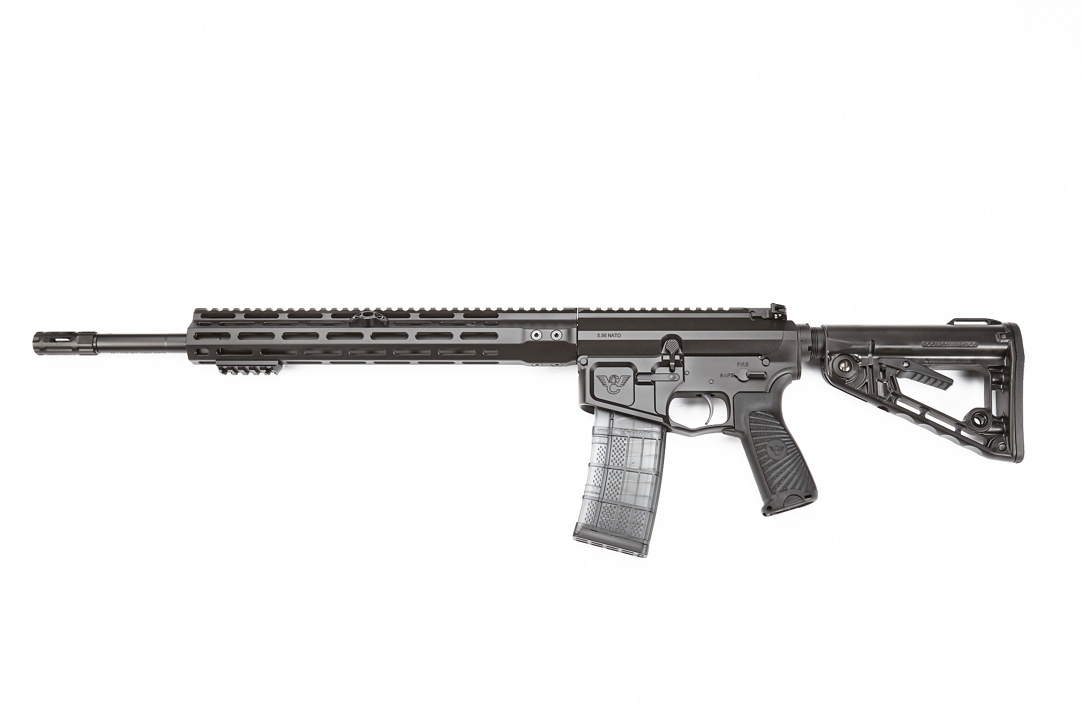 Wilson Combat Special Purpose Rifle, 5.56x45 NATO 18