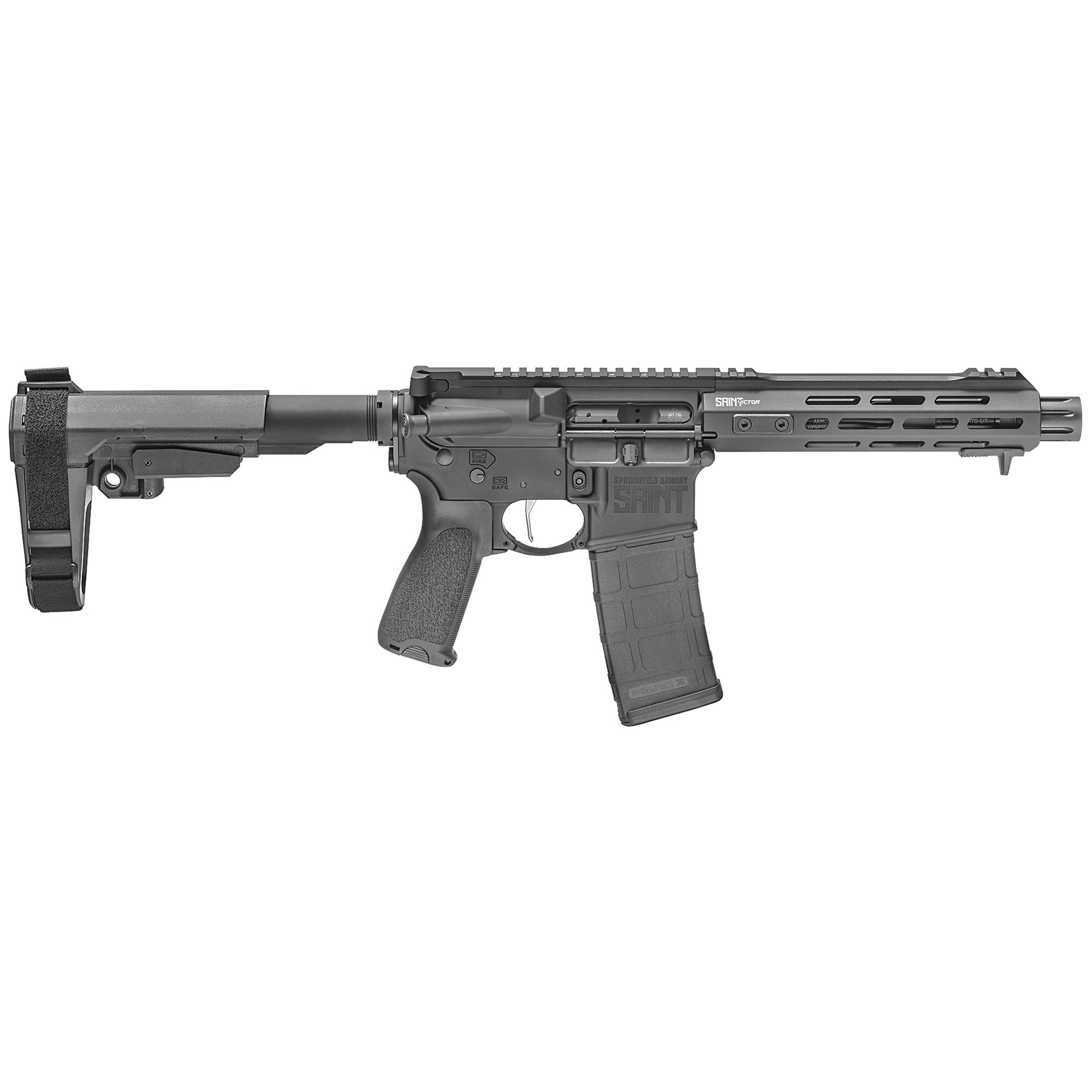 Springfield Armory Saint Victor Pistol, 7.5