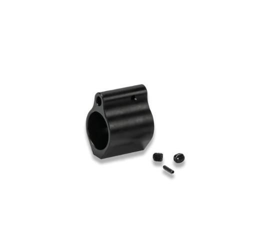 White Label Low Profile Gas Block .750 - Set Screw