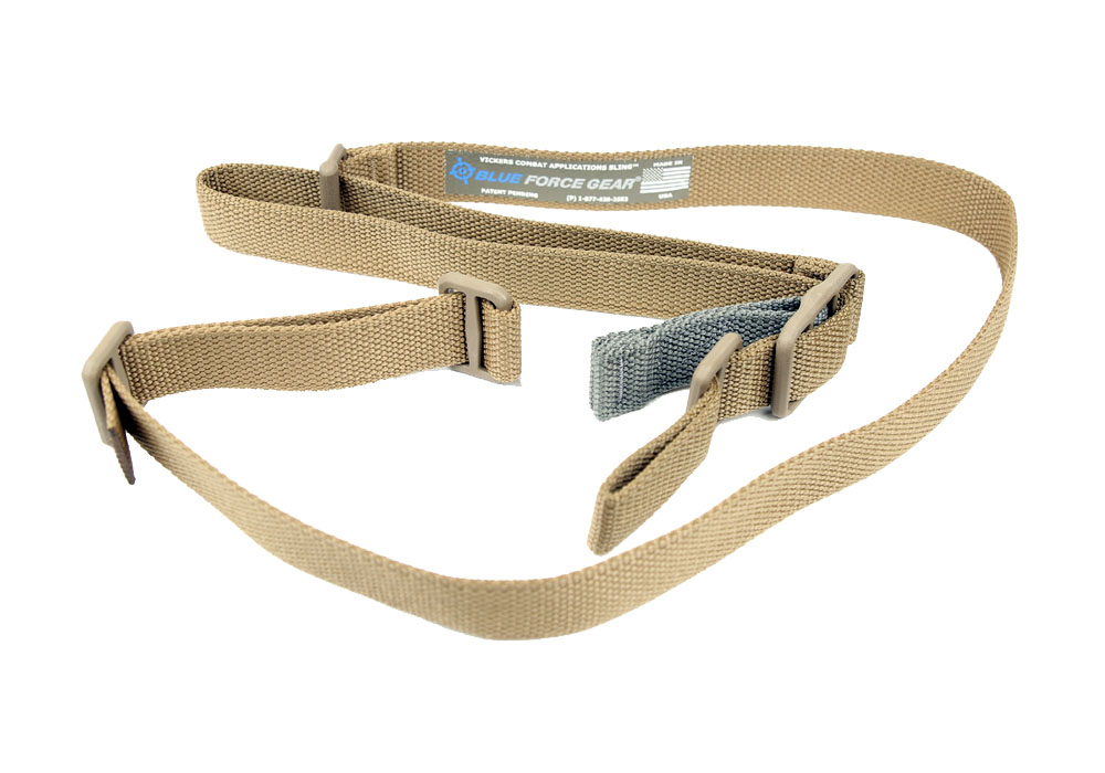 Blue Force Gear VICKERS Combat Applications Two Point Sling - Coyote Brown