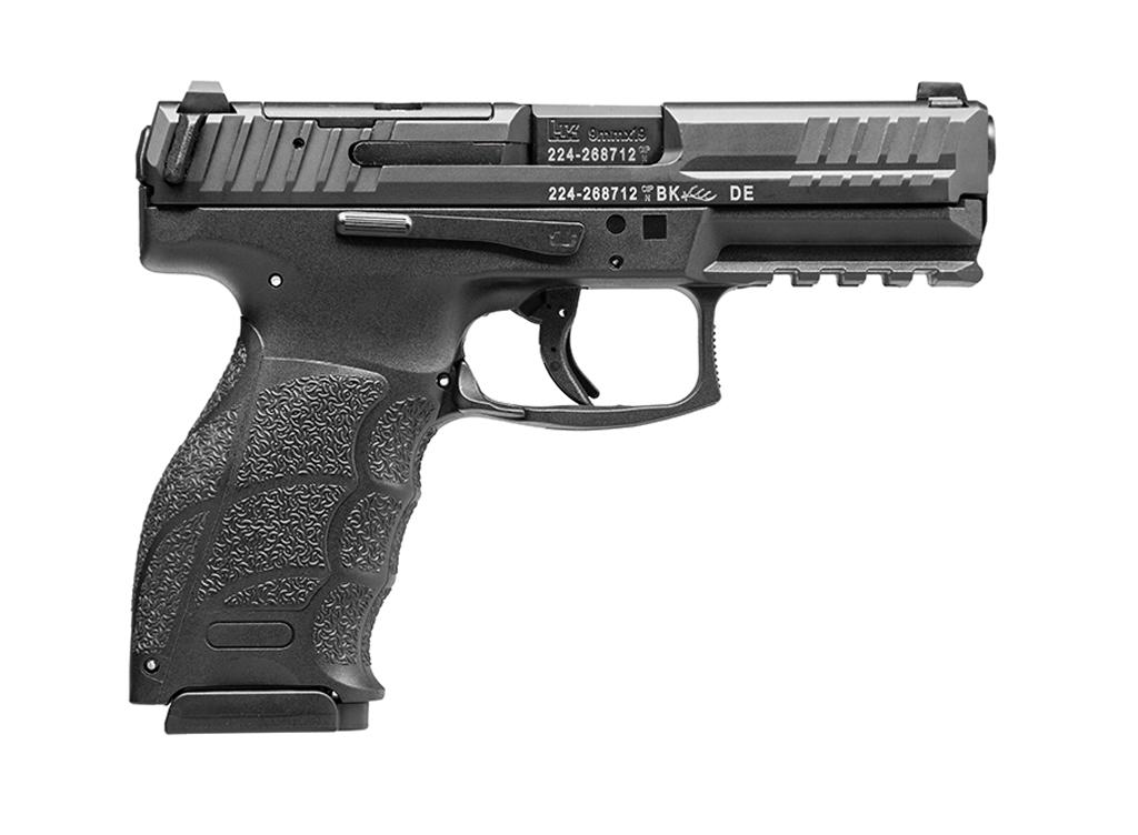 HK 81000484 VP9 Optic Ready 9mm Luger 4.09