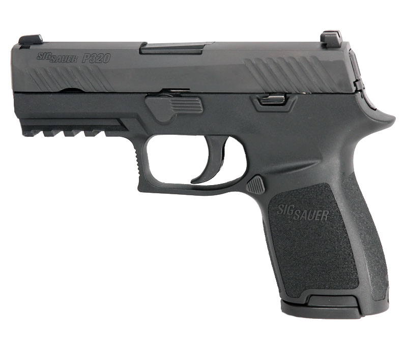 Sig Sauer P320 Compact 9mm - Pre-Tension Slide/Barrel - IOP