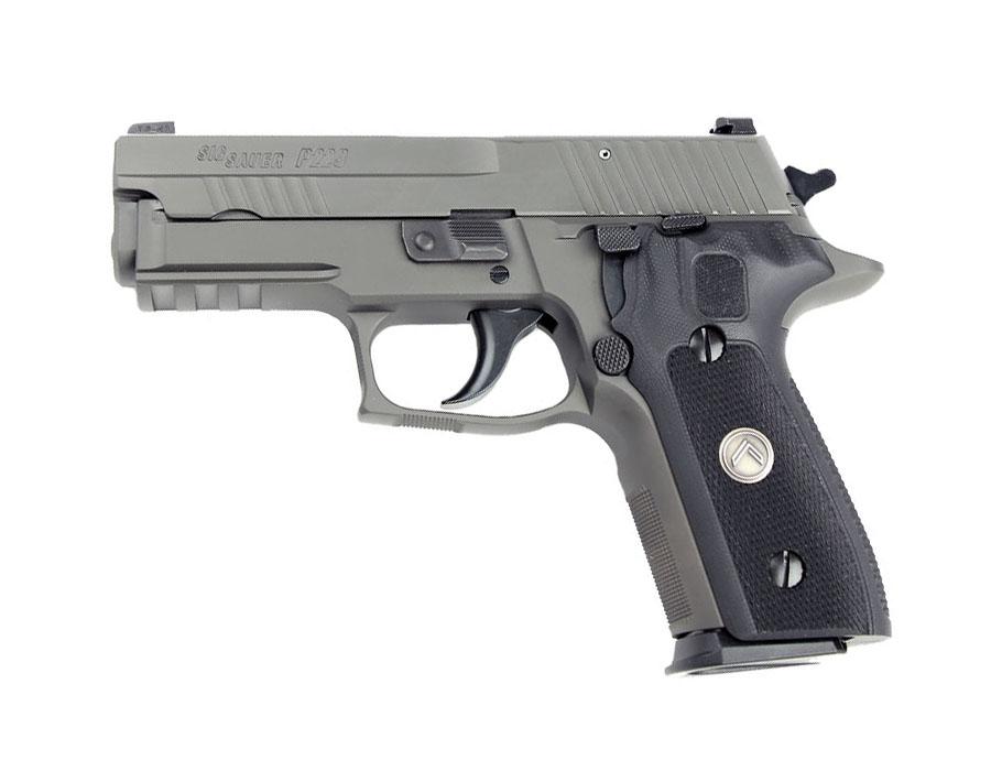 Sig Sauer P229R .40S&W DA/SA, Legion - IOP