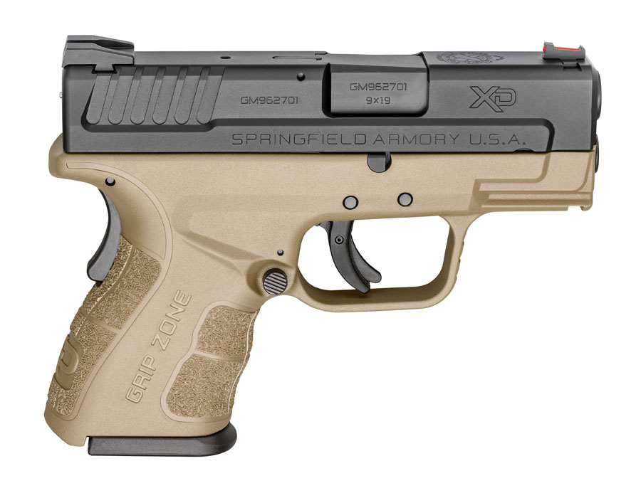 Springfield Armory XD-MOD 2, 9mm, 3