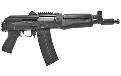 Zastava, ZPAP85, Semi-automatic, AK, 223 Remington, 556NATO, 10.5