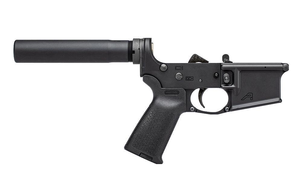 Aero Precision Gen 2 Pistol Complete Lower Receiver w/Magpul MOE Grip - BLK