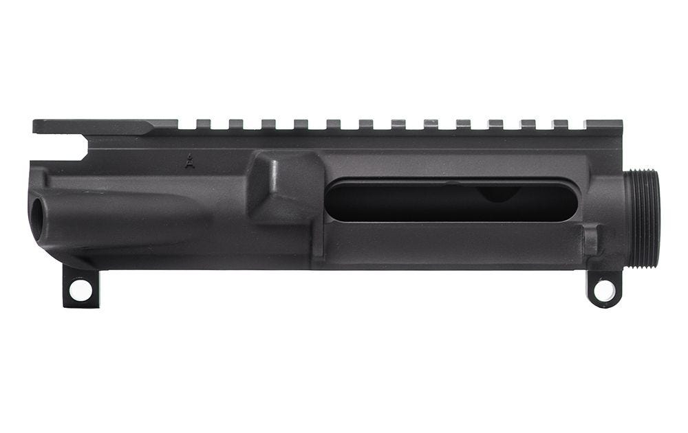 Aero Precision AR15 Stripped Upper Receiver - BLK