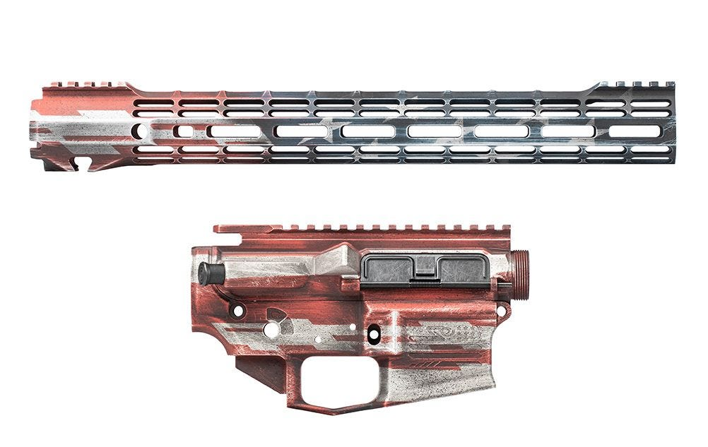 Aero Precision M4E1 Builders Kit w/ 15