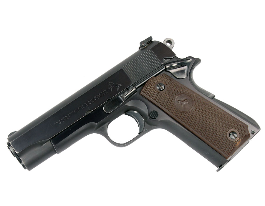 Colt Lightweight Commander 9mm - USED