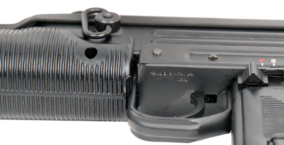 IMI UZI Model B 9mm SMG - NFA