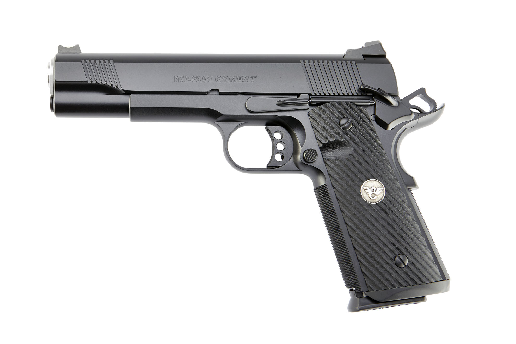 Wilson Combat CQB Elite Full Size, 45ACP - Black