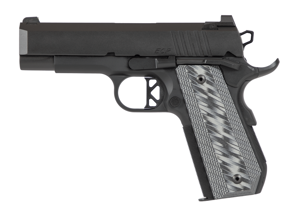 Dan Wesson ECP, 9mm, Black
