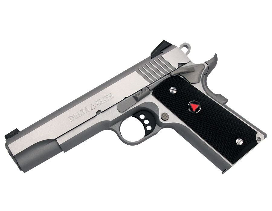 Colt Delta Elite, 10mm, Stainless