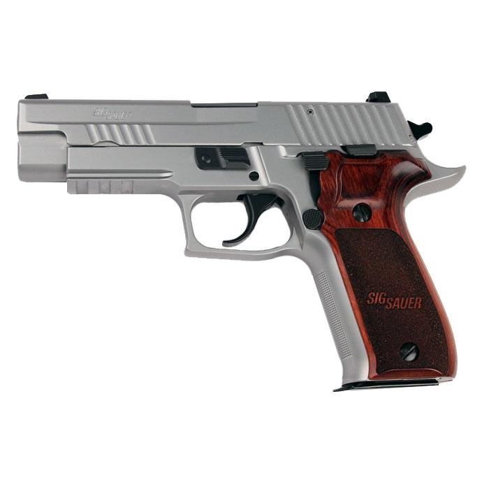 Sig Sauer P226R 9mm DA/SA, Stainless Elite - IOP