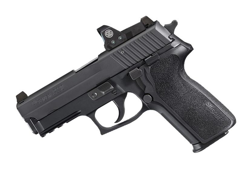 Sig Sauer P229 RX, 9mm, Night Sights, DA/SA
