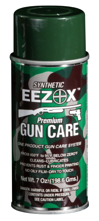 EEZOX Synthetic Premium Gun Care - 7oz. Spray Can
