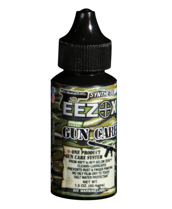 EEZOX Synthetic Premium Gun Care - 1.5oz Dropper