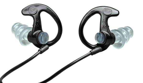 Surefire EP5 Sonic Defender Max Earplugs - Large