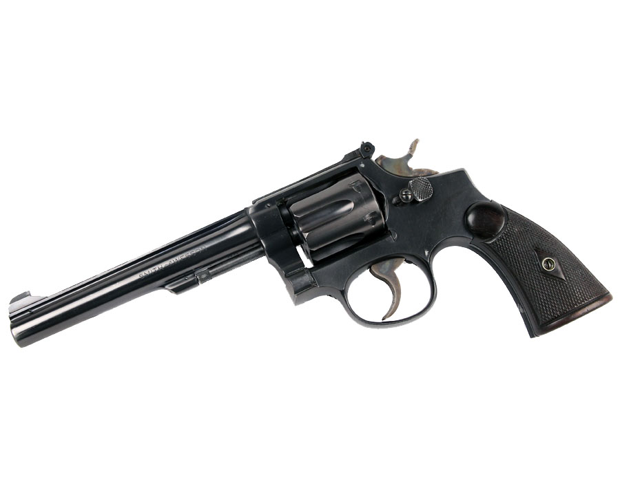 Smith & Wesson K-22 Masterpiece Pre-Model 17 .22LR - USED