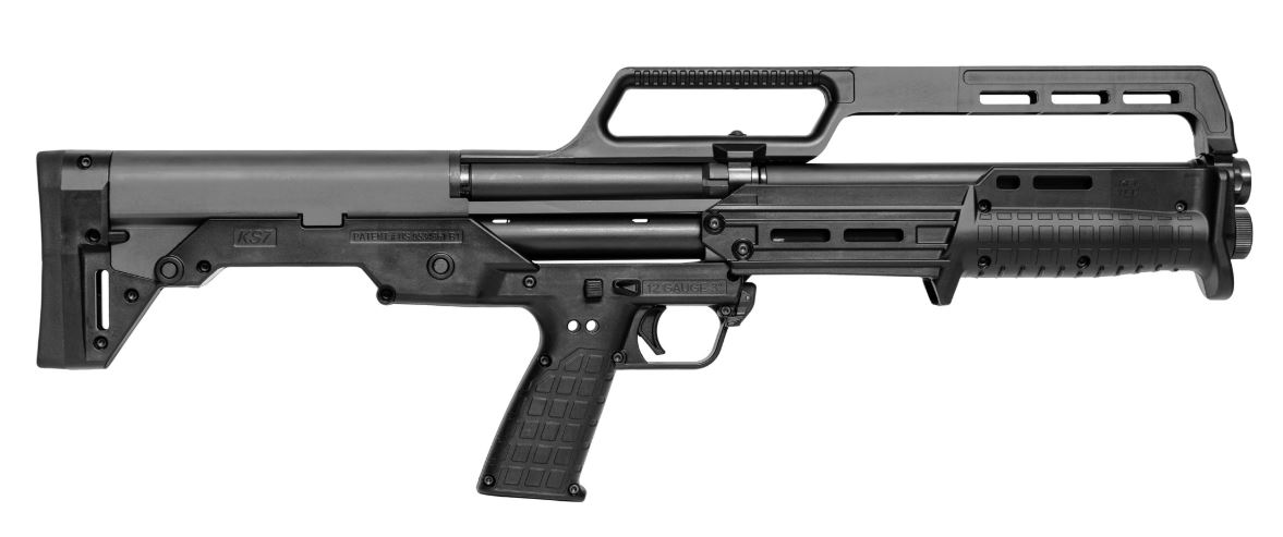 Kel-Tec KS7 Shotgun, 12ga - BLK