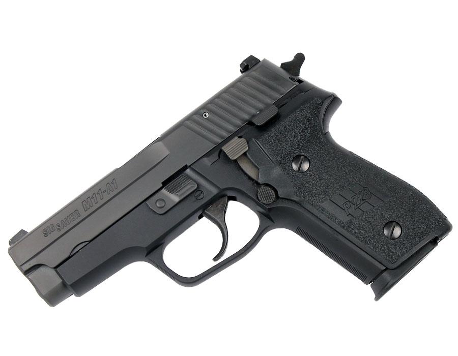 Sig Sauer M11-A1, Night Sights, 9mm - USED