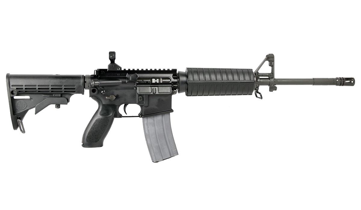 Sig Sauer M400 Rifle, 5.56 x 45mm, 16