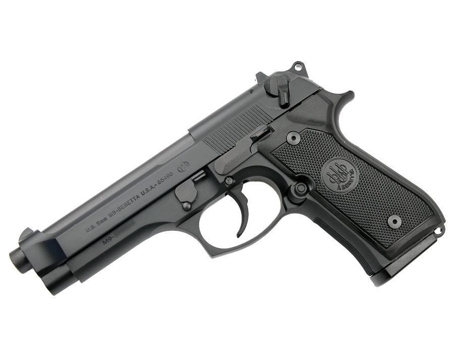 Beretta M9, Fixed Sights, 9mm