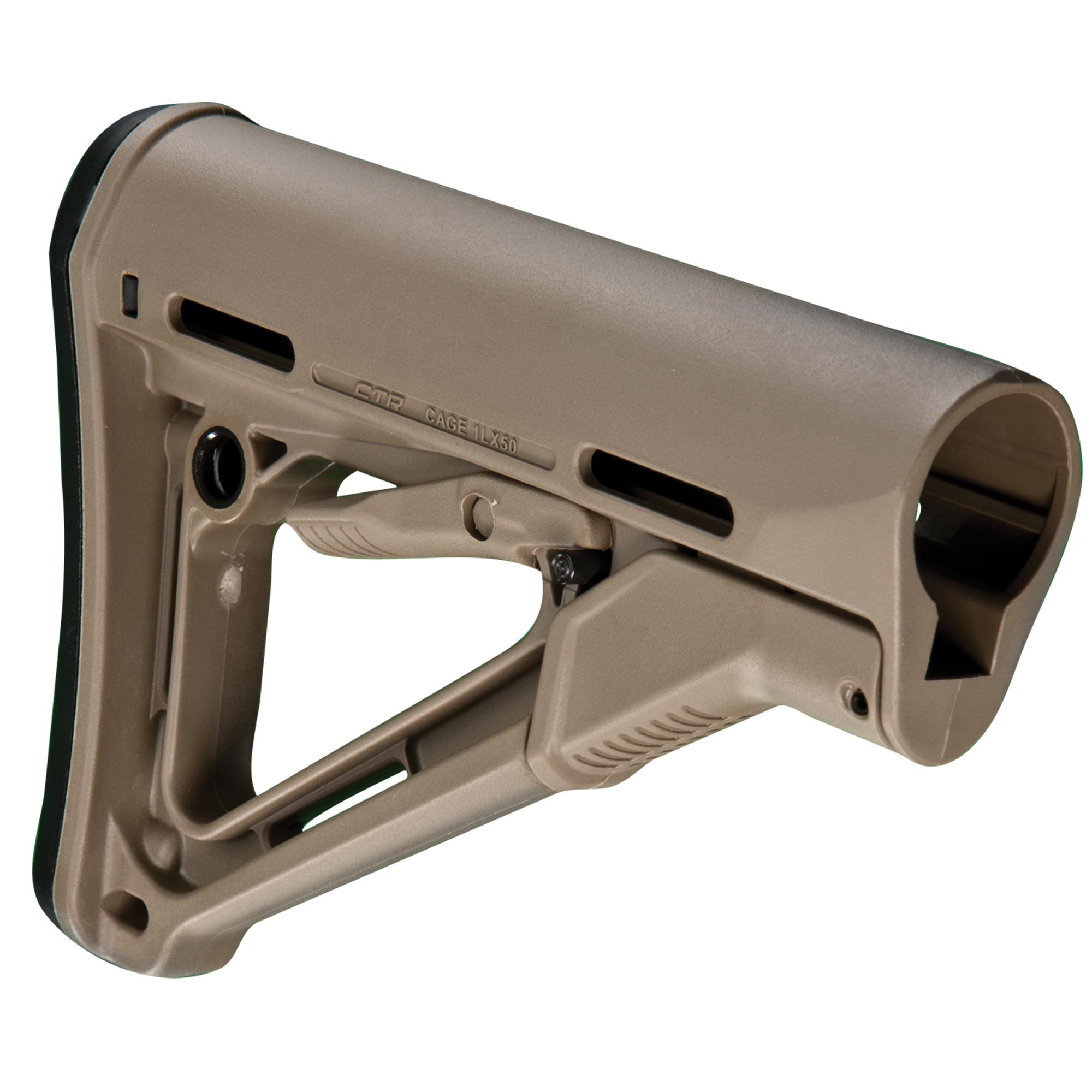 Magpul CTR Carbine Stock - MIL-SPEC - FLAT DARK EARTH