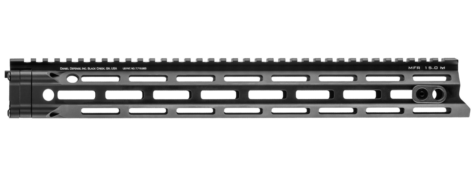 Daniel Defense MFR 15.0 Rail - Black