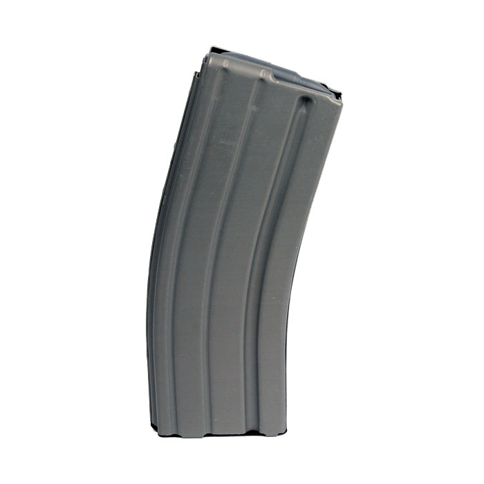 ASC AR15 .223 30RD Aluminum Magazine - Gray