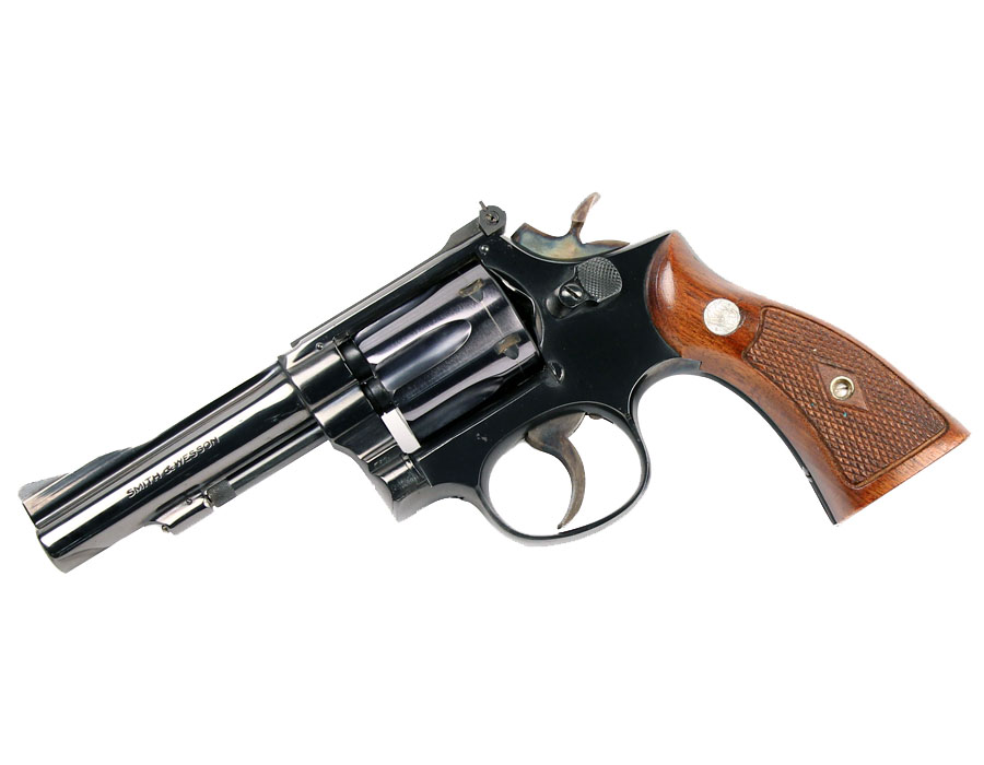 Smith & Wesson Model 18 Combat Masterpiece - .22LR - USED