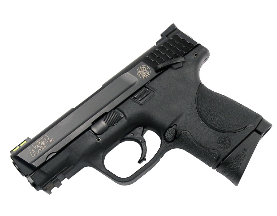 Smith & Wesson M&P Compact 9mm W/Thumb Safety - USED