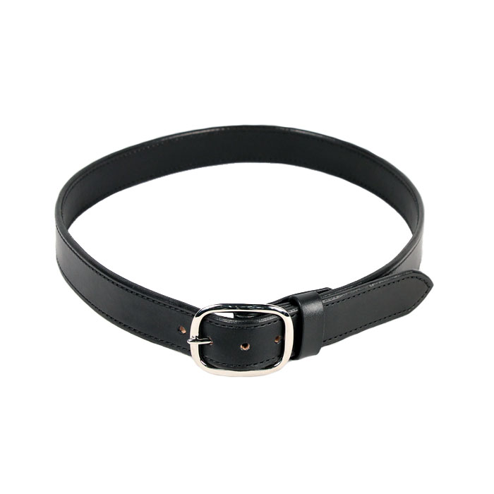 Milt Sparks Leather Gun Belt - Black - 40