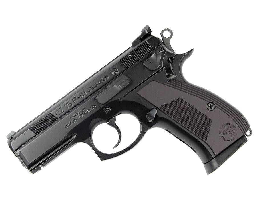 CZ 75 P-01, 9mm, Night Sights - USED