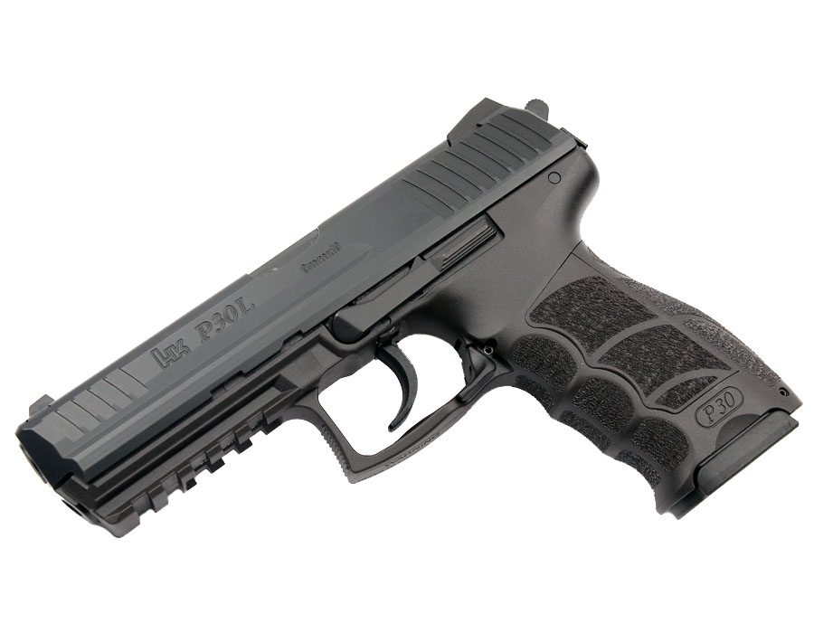 H&K P30L LE Long Slide 9mm, DA/SA, night sights, V3