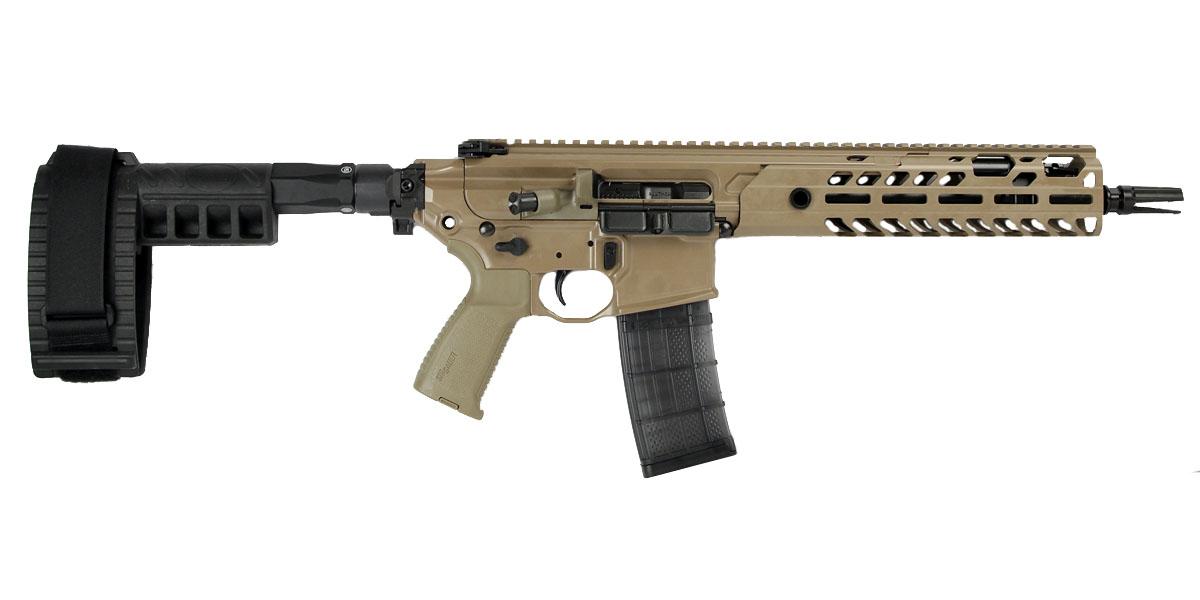Sig Sauer MCX Virtus Pistol, 11.5