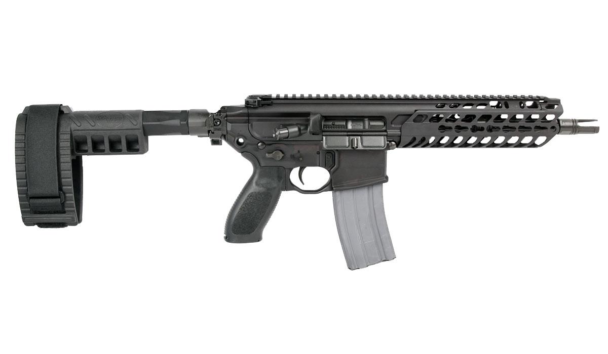 Sig Sauer MCX Pistol, 9