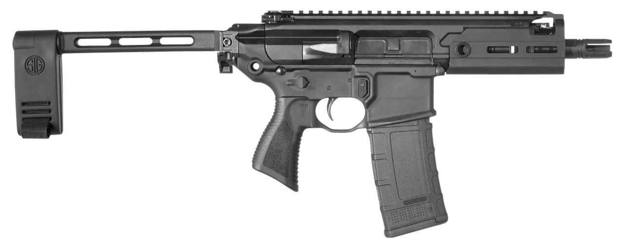Sig Sauer PMCX5BTAP MCX Rattler 5.56x45mm NATO 5.50