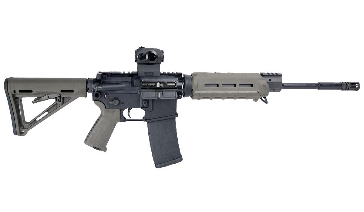 Sig Sauer M400 Enhanced Patrol, Romeo 5, .223, 5.56mm - ODG