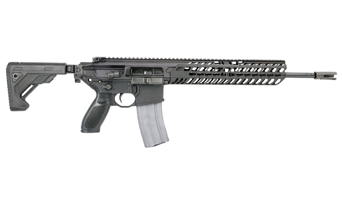 Sig Sauer MCX Patrol, .223, 5.56mm