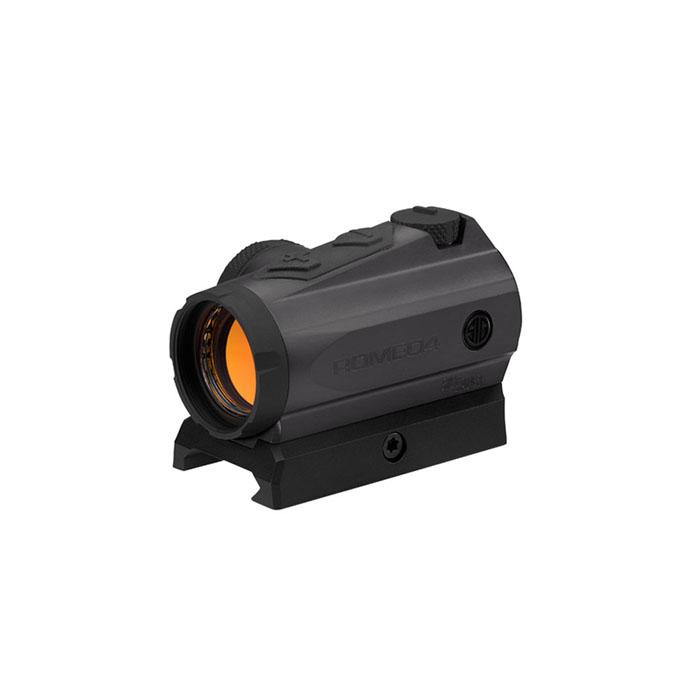 Sig Sauer Romeo4M 1X20mm Red Dot/Circle Dot - 2 MOA