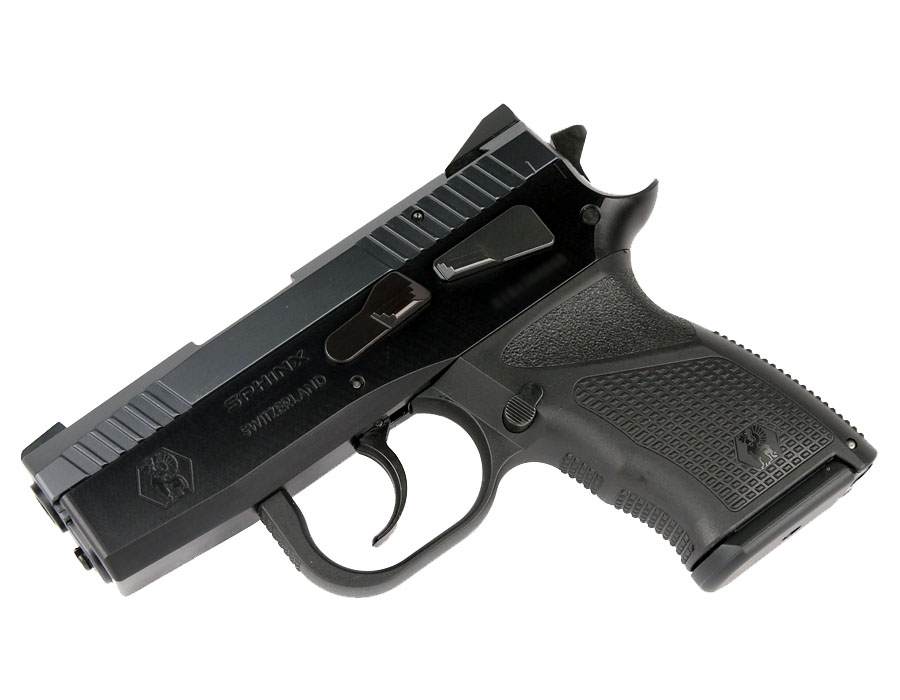SPHINX SDP Subcompact Alpha, 9mm, Iron Sights, DA/SA