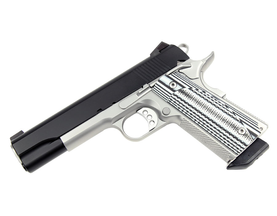 Ed Brown Special Forces 3, .45ACP, SS, Two-Tone, Night Sights