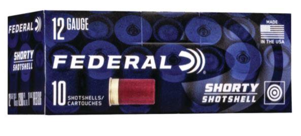 Federal SH129RS Shorty 12 Gauge 1.75