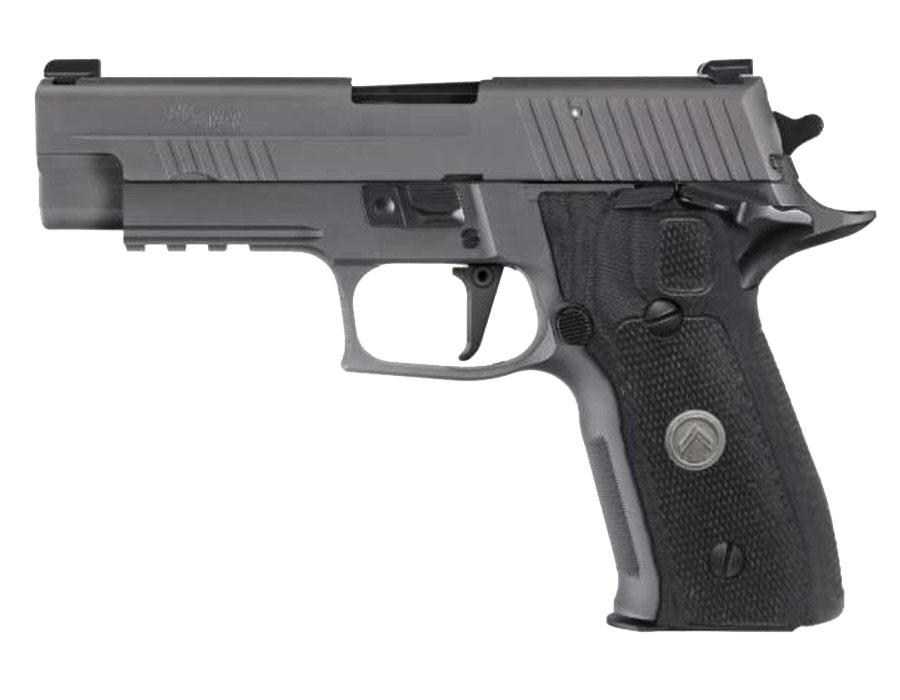 Sig Sauer P226R 9mm SAO, Legion - IOP