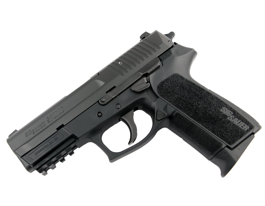 Sig Sauer SIGPRO 2022 9mm, Standard Fixed Sights. DA/SA