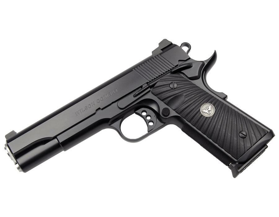 Wilson Combat Tactical Super Grade, Black
