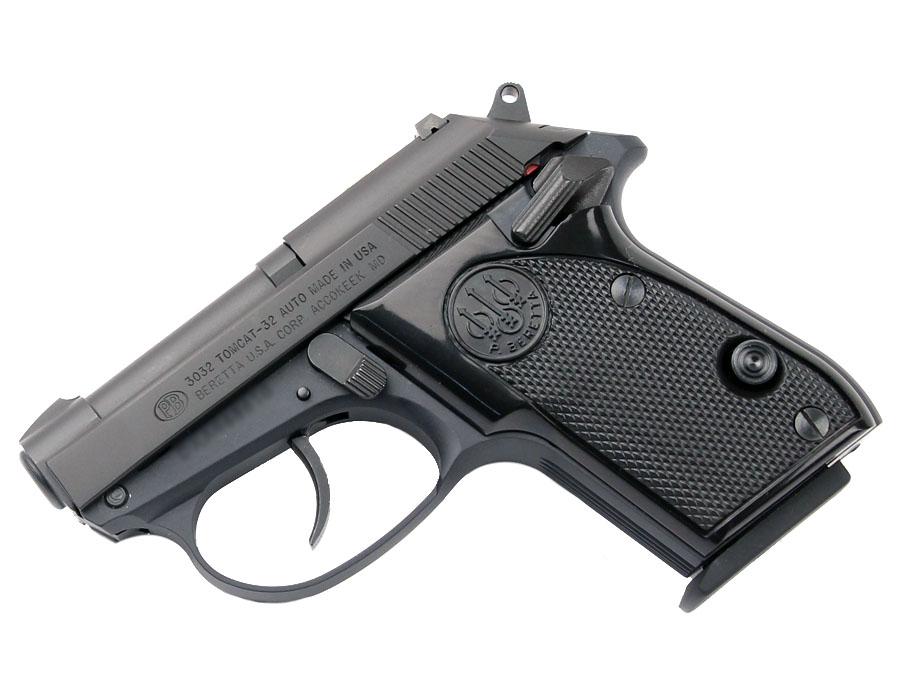 Beretta 3032 Tomcat .32 Auto - USED